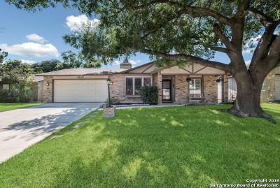 San Antonio Single Family Home New: 5647 Wood Oak