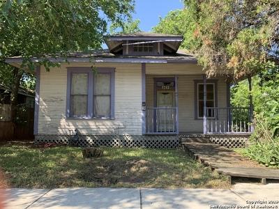 Single Family Home New: 524 Devine St