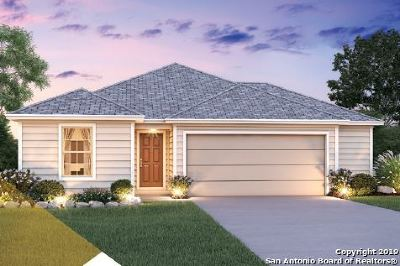 Converse Single Family Home New: 6923 Titan Way