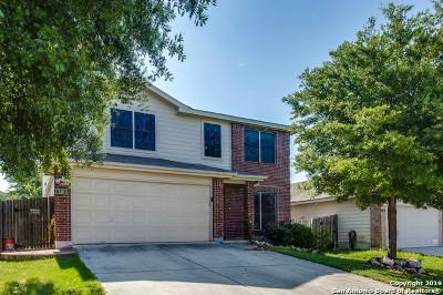 San Antonio Single Family Home New: 510 Coral Harbor