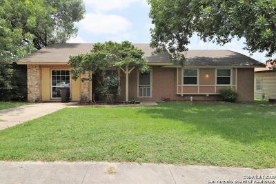 San Antonio Single Family Home New: 5314 Shadow Lake Dr