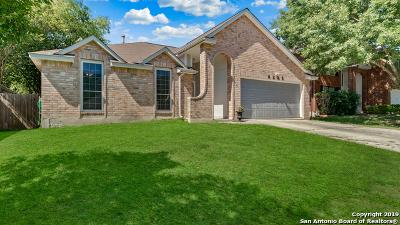 San Antonio Single Family Home New: 5222 Pine Lake Dr