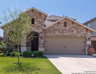 San Antonio Single Family Home New: 12102 Hideaway Creek