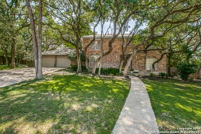 San Antonio Single Family Home New: 14806 Gallant Fox St