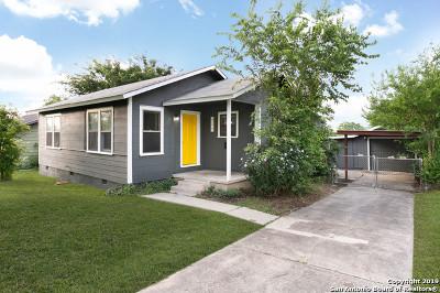 San Antonio Single Family Home New: 474 Prestwick Blvd