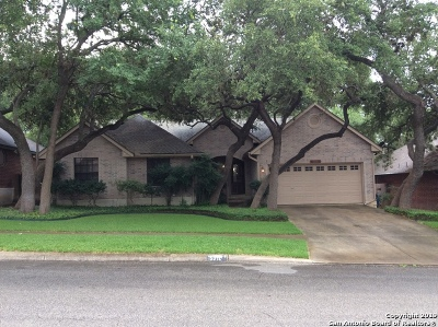 San Antonio Single Family Home New: 5914 Cedar Path