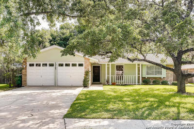 San Antonio Single Family Home New: 12143 Orchid Blossom St