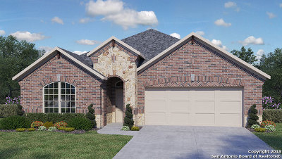 Comal County Single Family Home New: 334 Orion