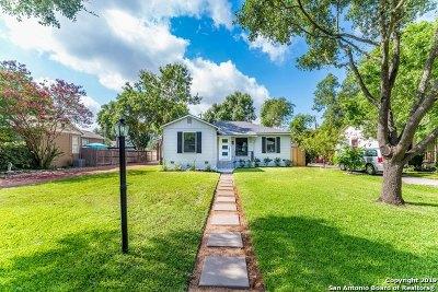 Single Family Home New: 124 Harmon Dr