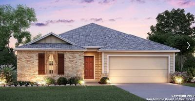 Live Oak Single Family Home New: 12510 Vista Rim