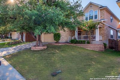 Stone Oak Single Family Home For Sale: 974 Calico Garden