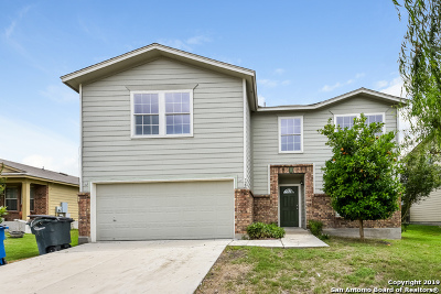 New Braunfels Single Family Home Price Change: 722 Crosspoint Dr
