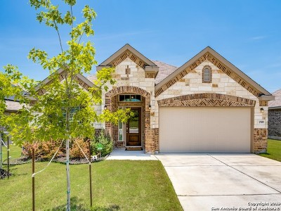 New Braunfels Single Family Home New: 1909 Sunspur Rd