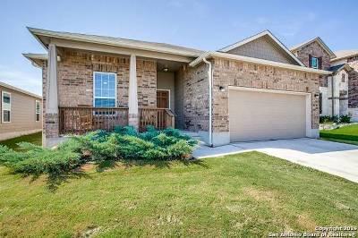Converse Single Family Home New: 8731 Flint Rock Way