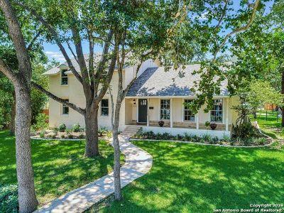 Bexar County Single Family Home New: 312 Elizabeth Rd