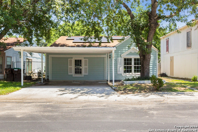 San Antonio TX Single Family Home Back on Market: $155,000