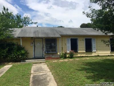 Single Family Home New: 539 Williamsburg Pl