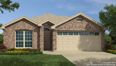 Comal County Single Family Home New: 350 Orion