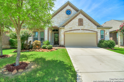 Helotes Single Family Home Active Option: 13515 Windmill Trace