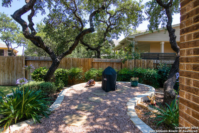 Bexar County Single Family Home Active Option: 12142 Chambers Cove