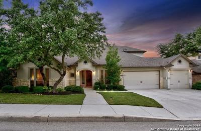Boerne Single Family Home New: 28011 Carmel Valley
