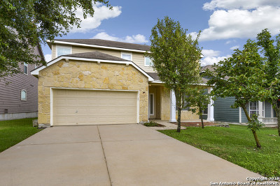 Cibolo Single Family Home New: 309 Brook Shadow