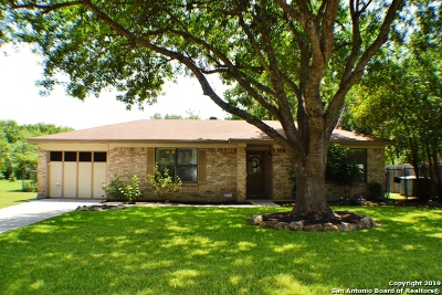 Cibolo Single Family Home Active Option: 109 South St