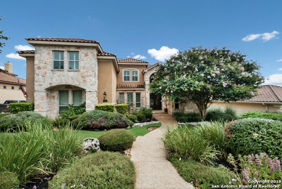 San Antonio Single Family Home New: 631 Sentry Hill