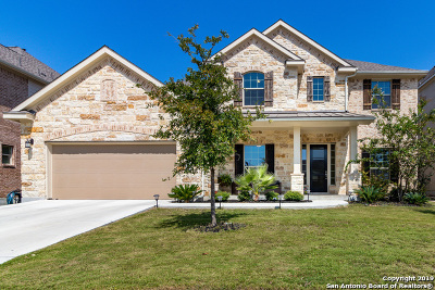 Stone Oak Single Family Home New: 24310 Vinca Reef