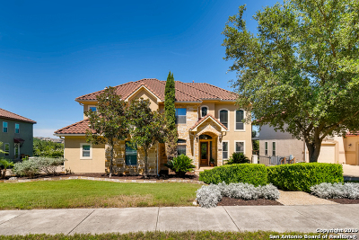 San Antonio Single Family Home New: 707 Sentry Hill