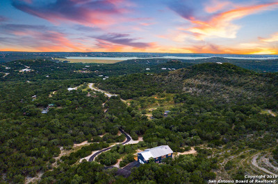 Canyon Lake Single Family Home New: 1560 Mountain Breeze
