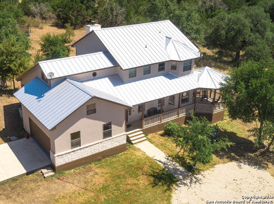 New Braunfels Single Family Home For Sale: 477 Summer Glen Ln