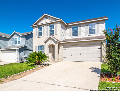 Single Family Home Active Option: 24706 Maple Crest