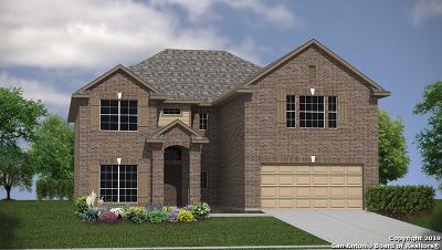 Bexar County Single Family Home New: 5826 Burro Stone