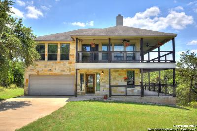 Canyon Lake Single Family Home Active Option: 1701 Charter Oak Dr