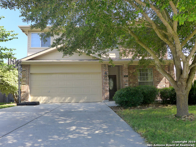 Schertz Single Family Home New: 2621 Crusader Bend