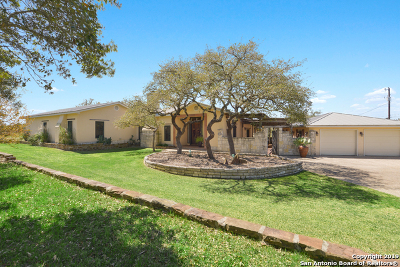 Fair Oaks Ranch Single Family Home For Sale: 31711 Wild Oak Hl