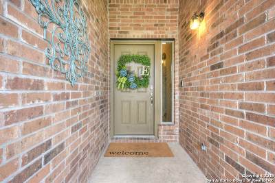 Comal County Single Family Home Active Option: 835 Highland Vista