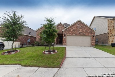 Helotes Single Family Home New: 10851 Red Sage