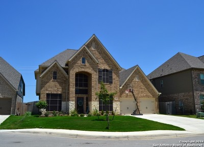 Seguin Single Family Home New: 2941 Countryside Path