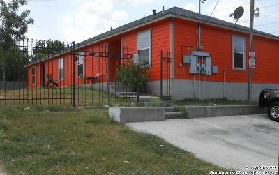 San Antonio Multi Family Home New: 438-440 Amires Pl