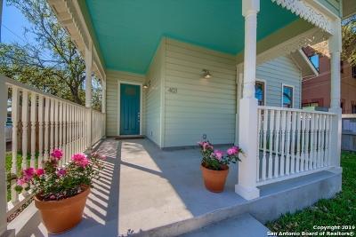 Single Family Home New: 403 Palmetto St
