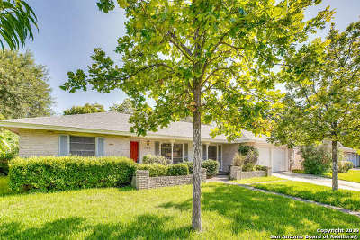 Single Family Home Active Option: 3418 Colony Dr