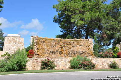 Boerne Residential Lots & Land New: 502 Eagle Dr