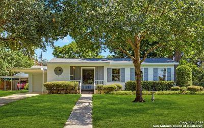 Single Family Home Active Option: 353 Irvington Dr