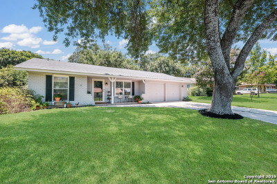 Leon Valley Single Family Home New: 6614 Cherryleaf St
