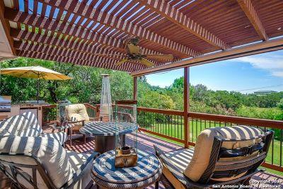 Stone Oak Single Family Home Active Option: 18123 Summer Knoll Dr