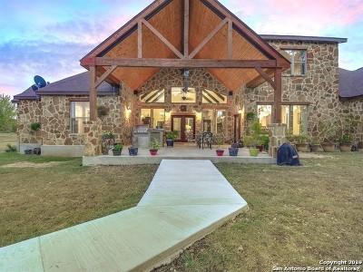 Blanco Single Family Home For Sale: 103 Rio Grande Dr