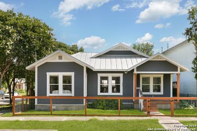 Single Family Home New: 803 Burleson