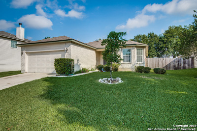 Cibolo Single Family Home New: 128 Dew Fall Trl